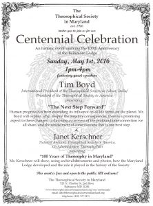 Centennial Flyer test