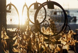 Dreamcatchers, from Wikipedia