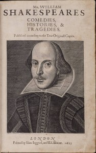 Shakespeare-First Folio